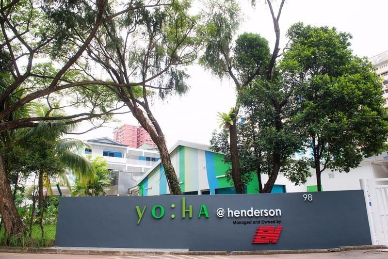 yo:HA Hostel @ Henderson