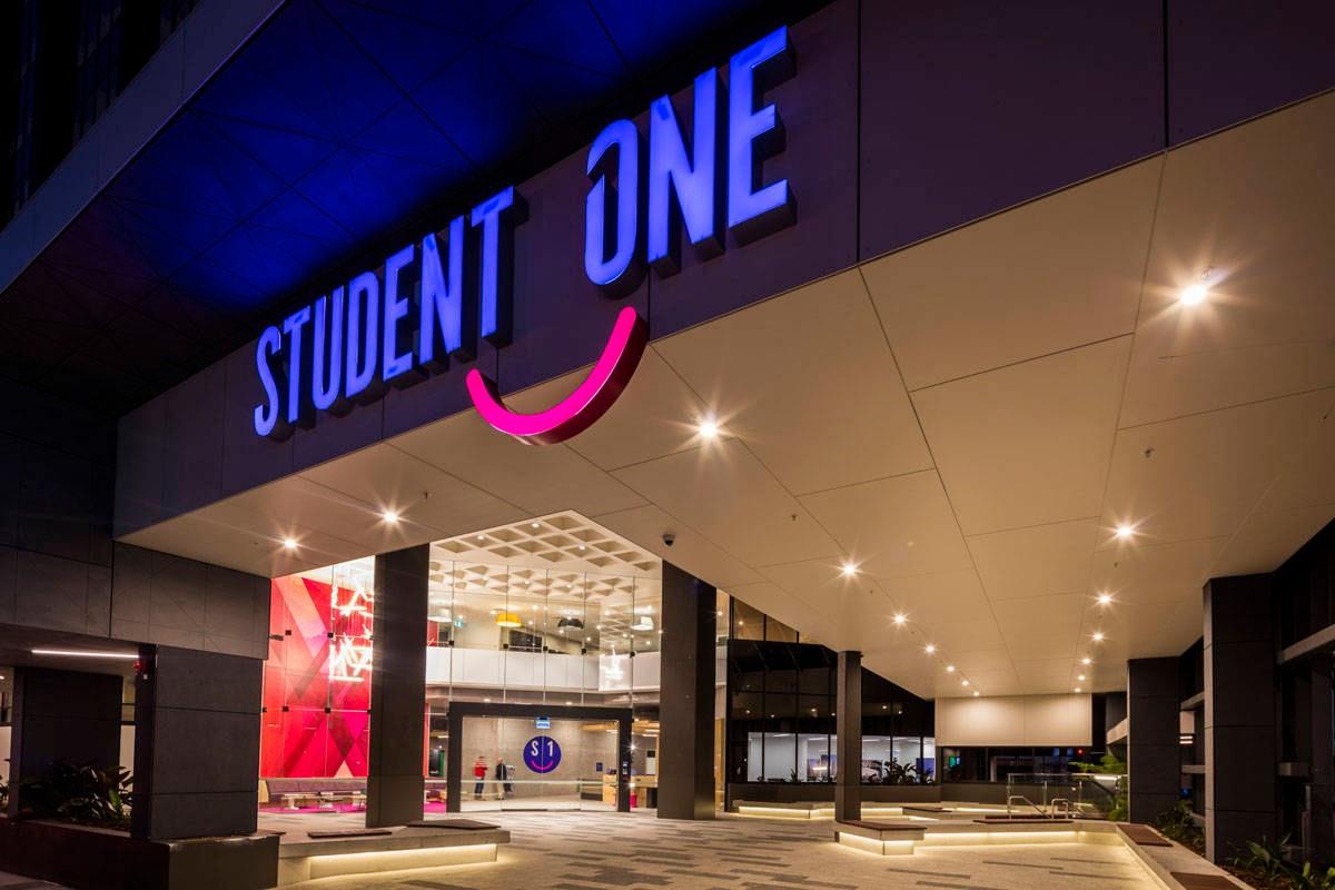 Student One Adelaide Street Brisbane