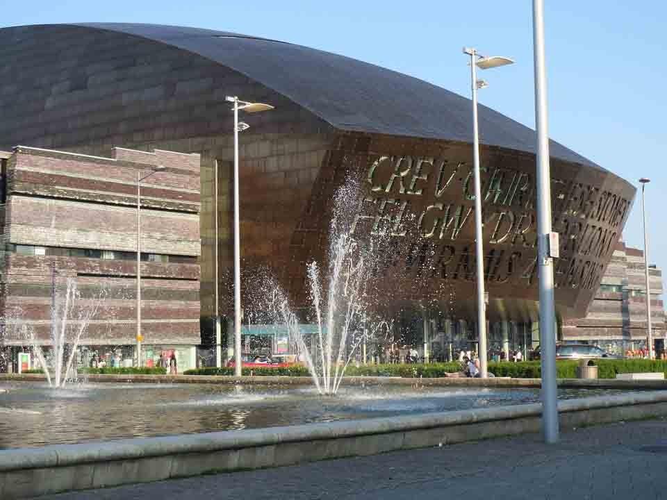 Student Accommodation near Cardiff University